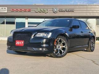 Used 2017 Chrysler 300 S PKG! LEATHER | 8.4 SCREEN for sale in Listowel, ON