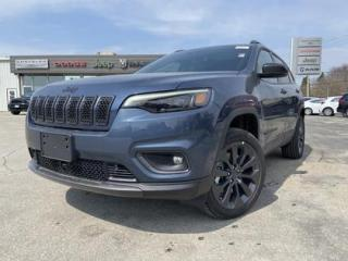 New 2021 Jeep Cherokee 80th Anniversary | SAFETY GROUP | TRAILER TOW for sale in Listowel, ON