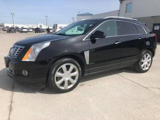 Used 2013 Cadillac SRX Premium for sale in Tilbury, ON