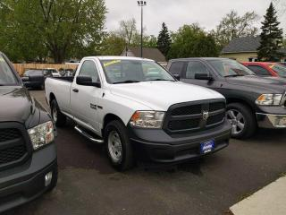 Used 2016 RAM 1500 ST for sale in Sarnia, ON
