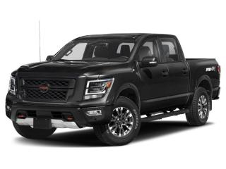 New 2021 Nissan Titan Pro-4X for sale in Peterborough, ON