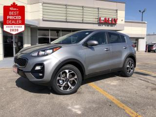New 2021 Kia Sportage LX for sale in Chatham, ON