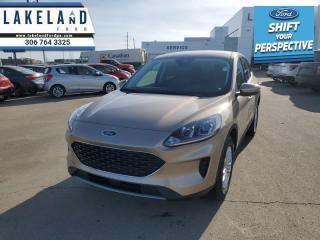 New 2021 Ford Escape SE AWD  - $193 B/W for sale in Prince Albert, SK