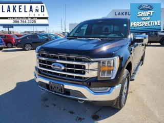 New 2021 Ford F-150 Lariat  - Leather Seats - Running Boards - $424 B/W for sale in Prince Albert, SK