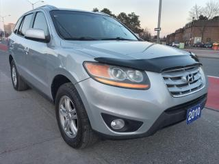 Used 2010 Hyundai Santa Fe GL-EXTRA CLEAN-AWD-ECO-BLUETOOTH-AUX-USB-ALLOYS for sale in Scarborough, ON