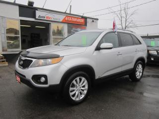 Used 2011 Kia Sorento EX for sale in Gloucester, ON