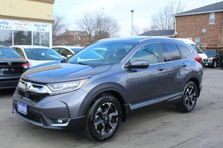 Used 2019 Honda CR-V Touring for sale in Brampton, ON