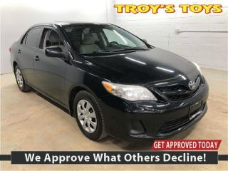 Used 2013 Toyota Corolla CE for sale in Guelph, ON
