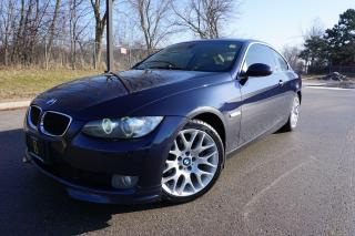 Used 2007 BMW 3 Series NO ACCIDENTS / 6 SPD / SPORT PACKAGE / LOCAL CAR for sale in Etobicoke, ON