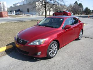 Used 2006 Lexus IS 250 ~ AWD ~ DRIVES GREAT for sale in Toronto, ON