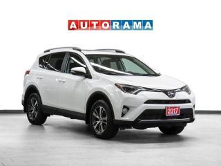 Used 2017 Toyota RAV4 XLE AWD Sunroof Backup Camera Heated Seats for sale in Toronto, ON