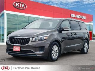Used 2017 Kia Sedona LX+ for sale in Owen Sound, ON