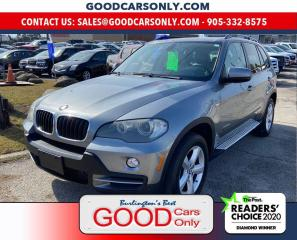 Used 2009 BMW X5 30i for sale in Burlington, ON