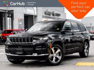 New 2021 Jeep Grand Cherokee L Limited 4x4 Luxury Tech II & Tow Grps Panoramic Roof for sale in Thornhill, ON
