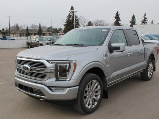 New 2021 Ford F-150 Limited | HYBRID | 4x4 | Spray LIner | Heated/Cooled Leather Seats for sale in Edmonton, AB
