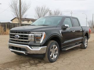 New 2021 Ford F-150 LARIAT | 502a Pkg | FX4 | Chrome Pkg | Nav | Rear Camera for sale in Edmonton, AB
