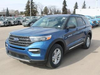 New 2021 Ford Explorer XLT | 4WD | Adaptive Cruise | Heated Leather | Heated Steering for sale in Edmonton, AB