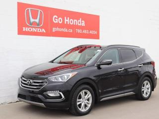 Used 2017 Hyundai Santa Fe Sport Ultimate for sale in Edmonton, AB