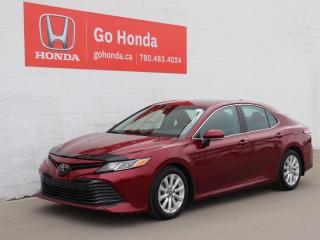 Used 2018 Toyota Camry LE for sale in Edmonton, AB