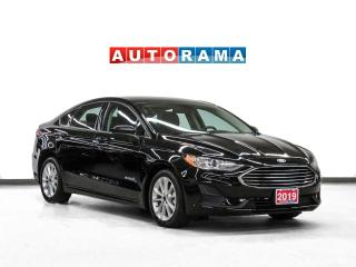Used 2019 Ford Fusion Hybrid SE Navigation Backup Camera Heated Seats for sale in Toronto, ON