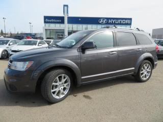 Used 2015 Dodge Journey R/T/7PASS/LEATHER/HEATED SEATS for sale in Edmonton, AB