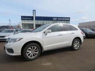 Used 2018 Acura RDX TECH/AWD/NAV/SUNROOF/LEATHER for sale in Edmonton, AB