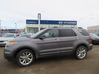 Used 2014 Ford Explorer XLT/NAV/7PASS/PANO ROOF/LEATHER for sale in Edmonton, AB