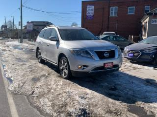 Used 2013 Nissan Pathfinder Platinum for sale in Scarborough, ON