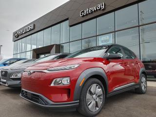 New 2021 Hyundai KONA Electric Preferred Two-Tone for sale in Port Hawkesbury, NS
