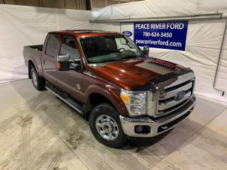 Used 2016 Ford F-350 Super Duty SRW Lariat for sale in Peace River, AB