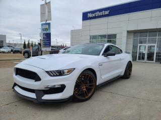 Used 2016 Ford Mustang GT350/SHELBYMUSTANG/2SETSOFRIMS/LOWKMS/MANUAL for sale in Edmonton, AB