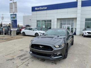Used 2015 Ford Mustang GT MANUAL/LEATHER/BACKUPCAM/NAV/HEATEDSEATS for sale in Edmonton, AB