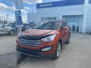 Used 2015 Hyundai Santa Fe Sport SE AWD/TURBO/LEATHER/PANOROOF/HEATEDSEATSANDSTEERING for sale in Edmonton, AB