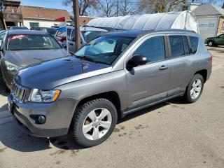 Used 2011 Jeep Compass North Edition for sale in Milton, ON