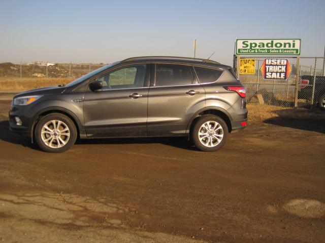 2018 Ford Escape SE   Front Wheel Drive