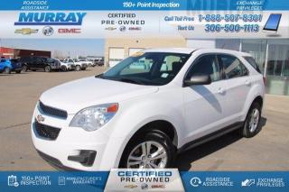 Used 2014 Chevrolet Equinox LS for sale in Moose Jaw, SK