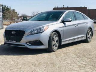 Used 2016 Hyundai Sonata Hybrid Limited|One owner|Navi|Camera|Heated seats| for sale in Bolton, ON