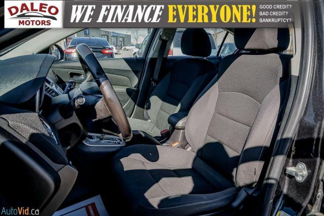 2015 Chevrolet Cruze 1LT / BACK UP CAM / BUCKET SEATS / Photo12