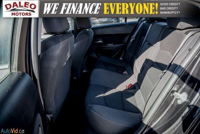 2015 Chevrolet Cruze 1LT / BACK UP CAM / BUCKET SEATS / Photo13