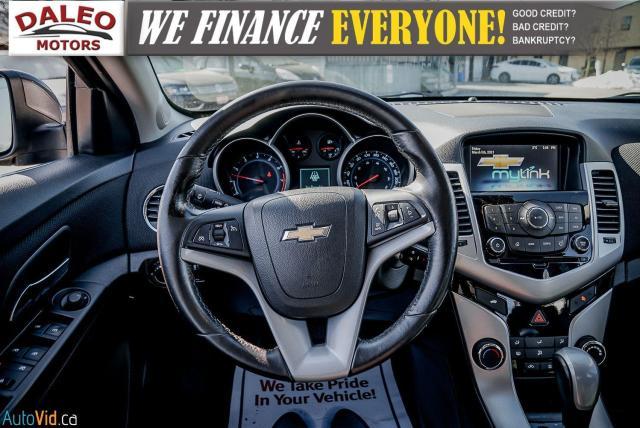 2015 Chevrolet Cruze 1LT / BACK UP CAM / BUCKET SEATS / Photo16