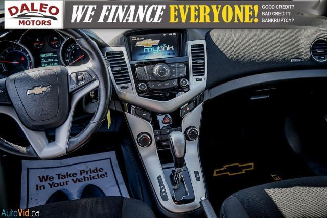 2015 Chevrolet Cruze 1LT / BACK UP CAM / BUCKET SEATS / Photo17