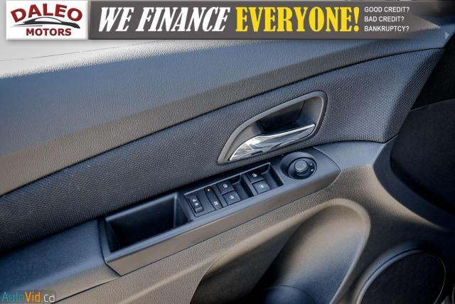 2015 Chevrolet Cruze 1LT / BACK UP CAM / BUCKET SEATS / Photo18