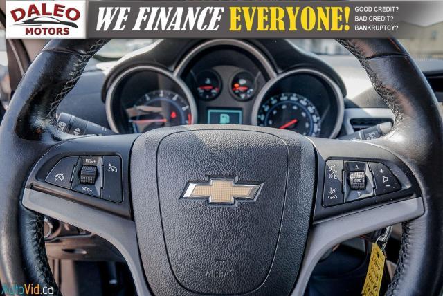 2015 Chevrolet Cruze 1LT / BACK UP CAM / BUCKET SEATS / Photo21