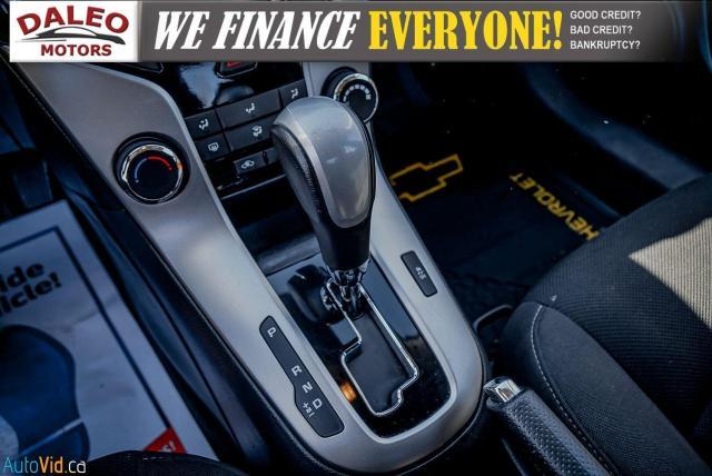 2015 Chevrolet Cruze 1LT / BACK UP CAM / BUCKET SEATS / Photo22