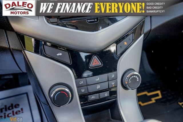 2015 Chevrolet Cruze 1LT / BACK UP CAM / BUCKET SEATS / Photo23