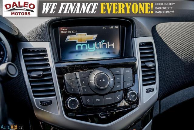 2015 Chevrolet Cruze 1LT / BACK UP CAM / BUCKET SEATS / Photo24
