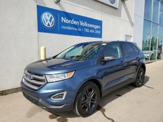 Used 2018 Ford Edge SEL W/ APPEARANCE PKG - SUEDE 2 TONE INTERIOR - RARE! for sale in Edmonton, AB