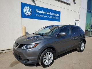 Used 2018 Nissan Qashqai S CVT AWD - HTD SEATS / BACKUP CAM / BLUETOOTH for sale in Edmonton, AB