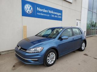 Used 2019 Volkswagen Golf COMFORTLINE - HTD SEATS / LED LIGHTS / CARPLAY for sale in Edmonton, AB