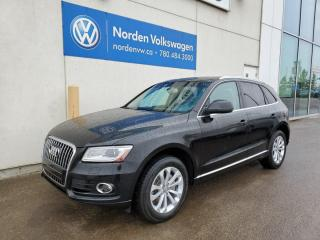 Used 2014 Audi Q5 2.0L PROGRESSIV QUATTRO for sale in Edmonton, AB